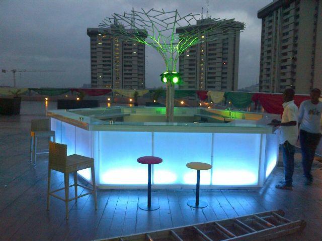 Milan Hotels Bar (ariel view)