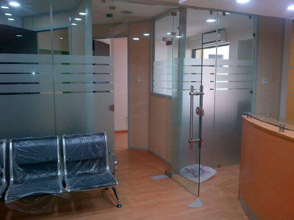 Office Partition 2